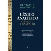 Livro - Lexico Analitico Hrbraico Caldaico - Benjamin Davidson