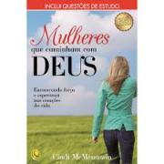 Livro - Mulheres que caminham com Deus - Cindi McMenamin