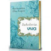 Livro - Sabedoria viva - Hernandes Dias Lopes