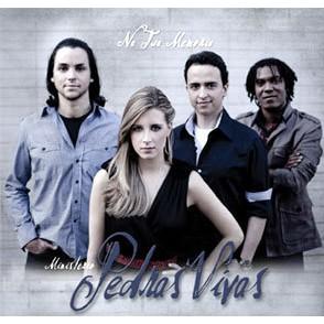 CD - Pedras Vivas - Na tua memória