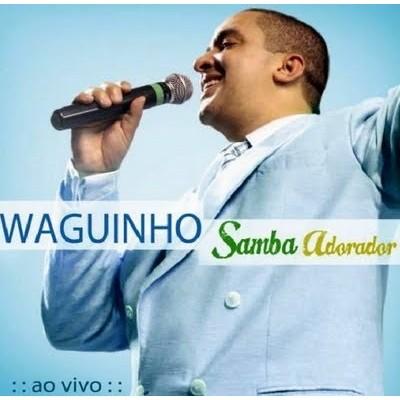 CD - Waguinho - Samba Adorador