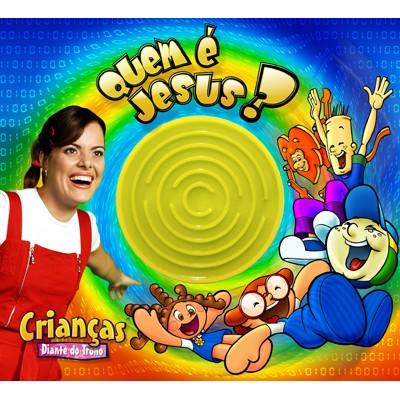 CD - Crianças Diante do Trono - Quem é Jesus
