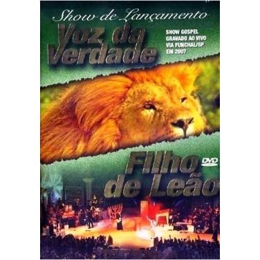 DVD - Voz da Verdade - Filho de Leão