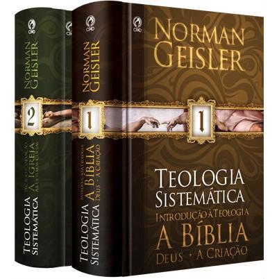 Livro - Teologia Sistemática de Norman Geisler