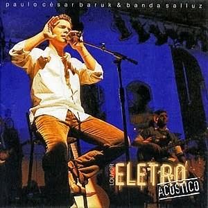 CD - Paulo C. Baruk e Banda Salluz - Louvor Eletro Acústico