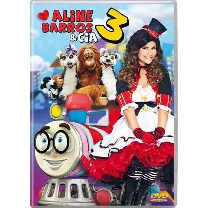 DVD - Aline Barros e CIA 3