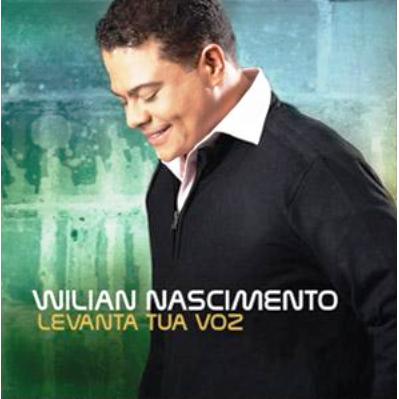 CD - Willian Nascimento - Levanta Tua Voz