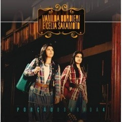 CD - Vanilda Bordieri e Célia Sakamoto - Porção Dobrada - Vol. 4