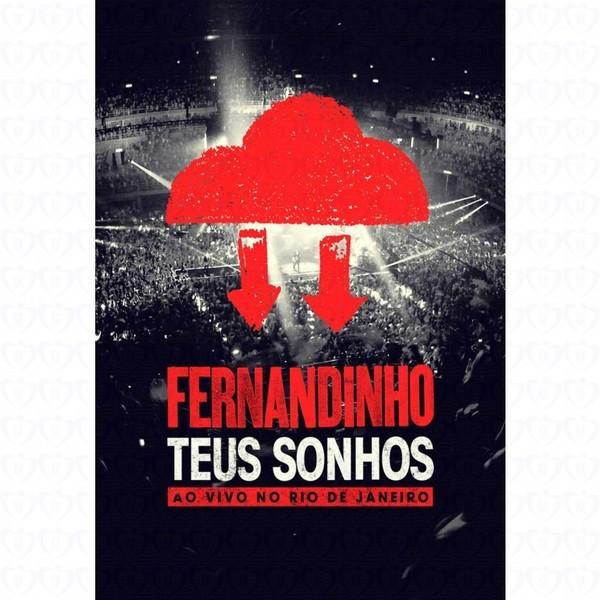 DVD - Fernandinho - Teus Sonhos