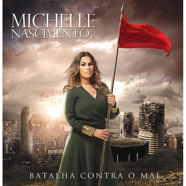 CD - Michelle Nascimento - Batalha contra o mal
