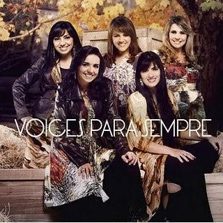 CD - Voices - Para sempre