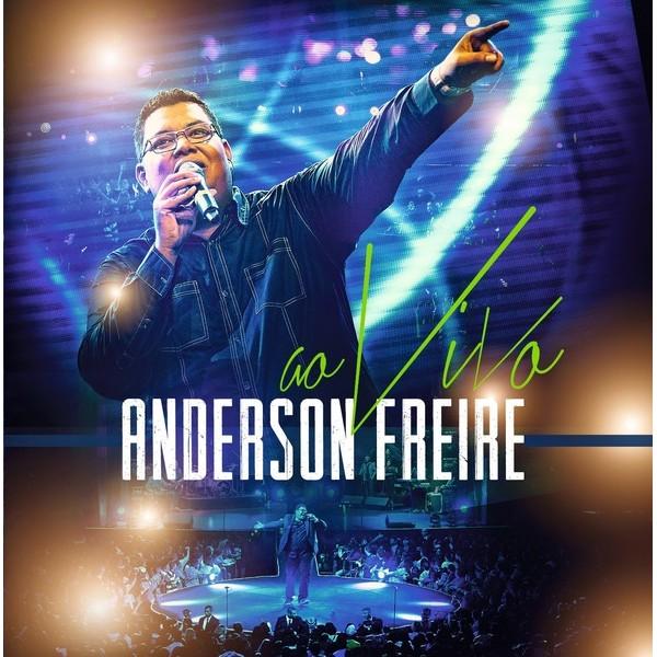 CD - Anderson Freire - Ao Vivo
