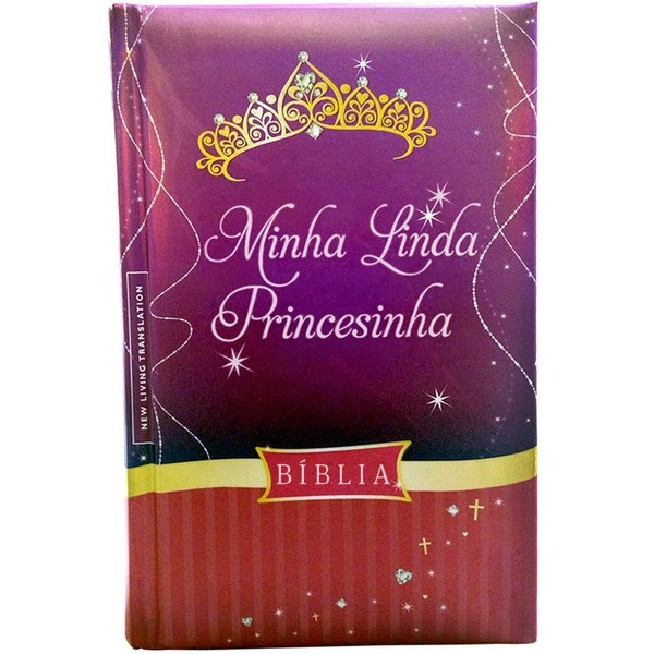 Bíblia Minha Princesinha (Capa dura) NTLH