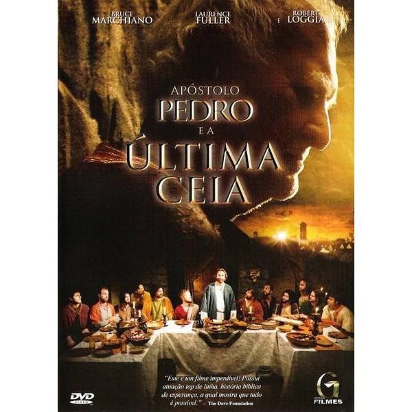 DVD - Apóstolo Pedro e a Última Ceia
