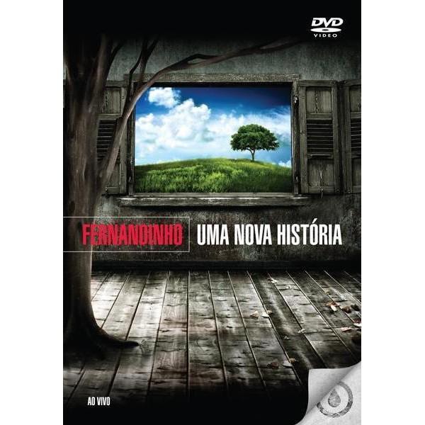 DVD - Fernandinho - Uma Nova História