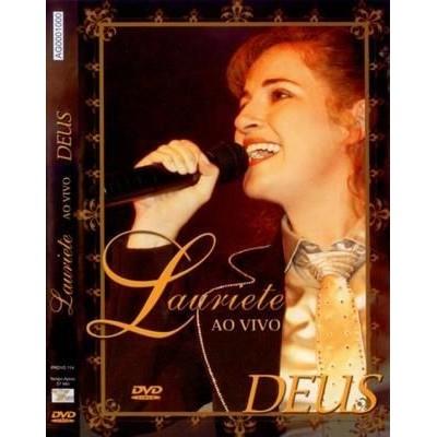 DVD - Lauriete - Deus - Ao Vivo