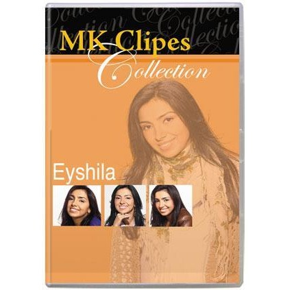 DVD - MK Clipes Collection - Eyshila