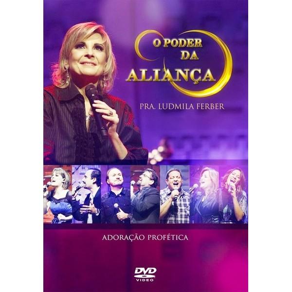 DVD - Ludmila Ferber - O Poder da Aliança