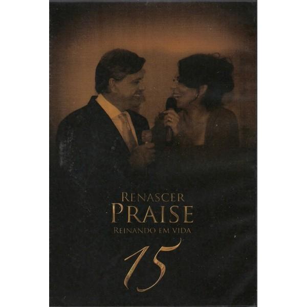 DVD - Renascer Praise 15 - Reinando em Vida