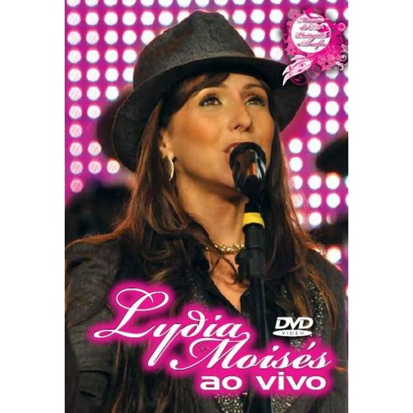 DVD - Lydia Moisés - Ao Vivo
