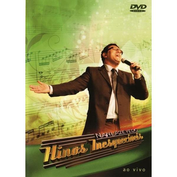 DVD - Nani Azevedo - Hinos Inesqueciveis - Ao vivo