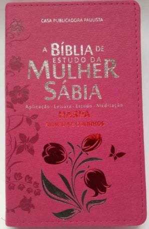 A Bíblia de Estudo da Mulher Sábia