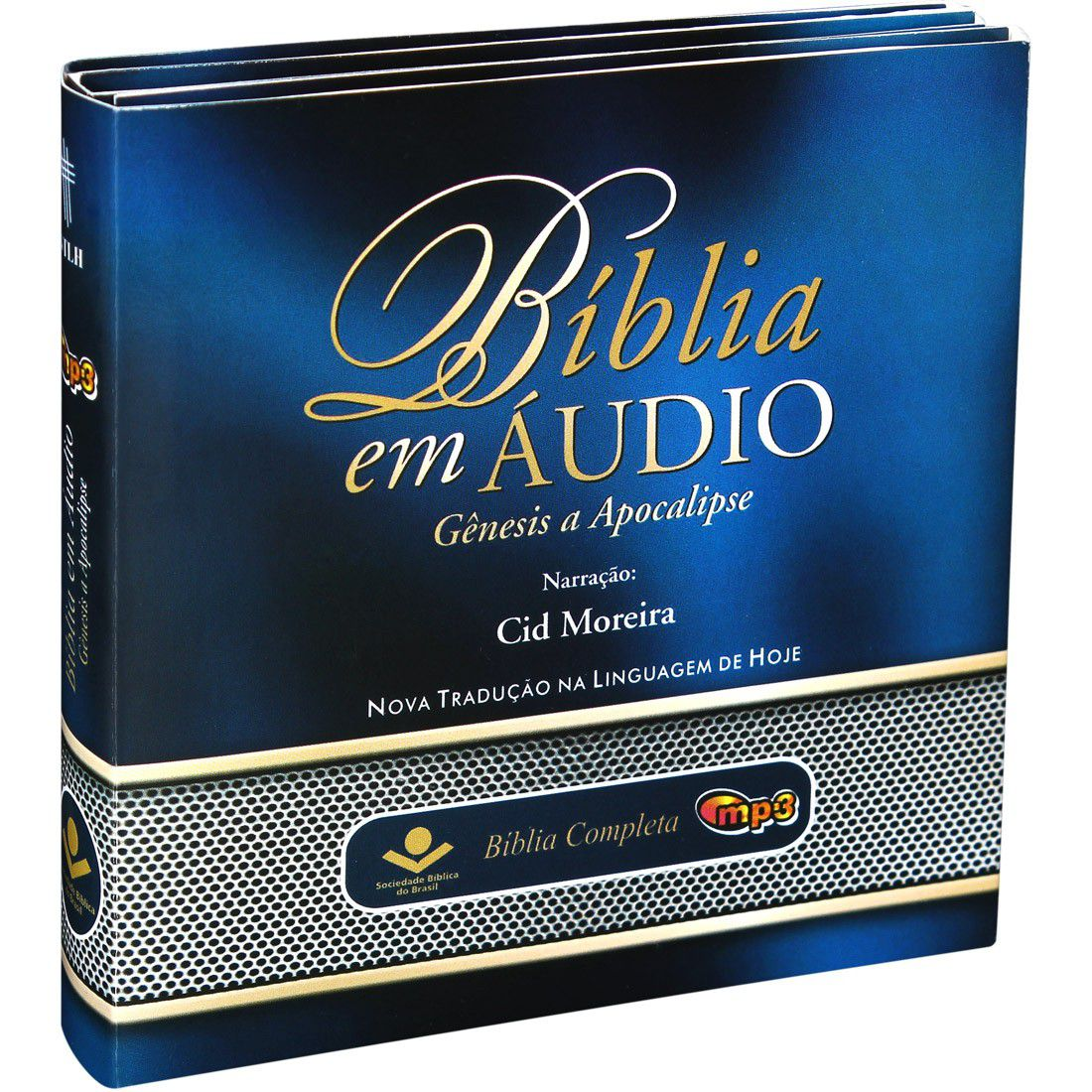Bíblia completa em Áudio (Narração Cid Moreira - NTLH) - mp3