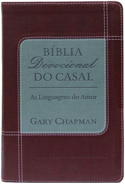 Bíblia Devocional do Casal - Gary Chapman