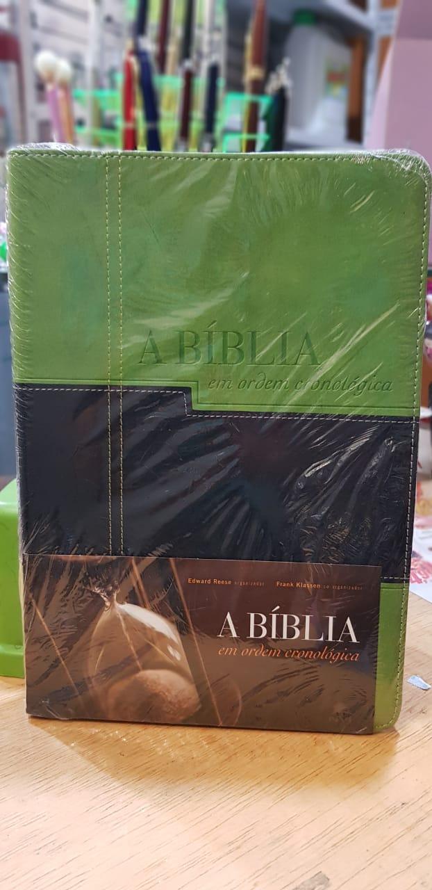 Bíblia em Ordem Cronológica