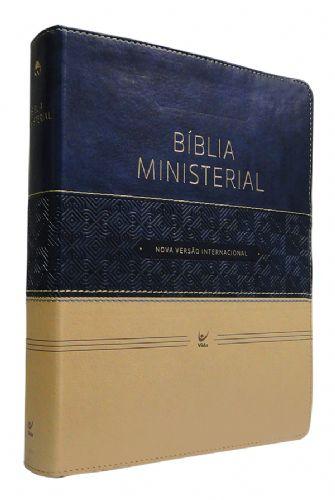 BIBLIA MINISTERIAL NVI