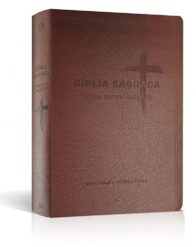 BIBLIA NVI LETRA EXTRAGIGANTE