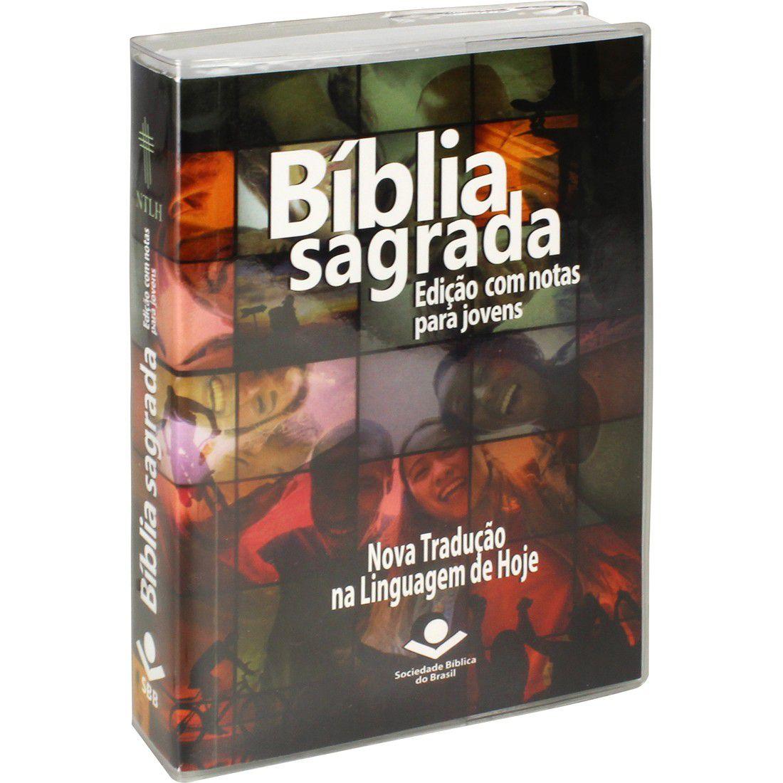 Bíblia Sagrada - Edição com notas para Jovens