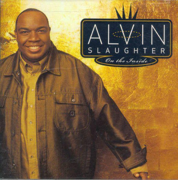 CD - Alvin slauhter - On The Inside