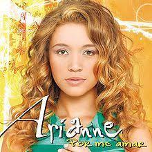 CD - Arianne - Por me Amar