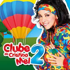 CD - Cristina Mel - Clube da Cristina mel 2