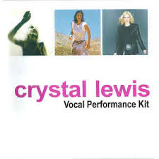 CD - Crystal Lewis - Vocal Performance Kit