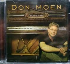 CD - Don Moen - Hiding place