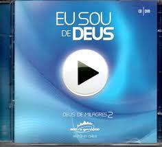 CD+DVD - Santa Geração - Eu sou de Deus