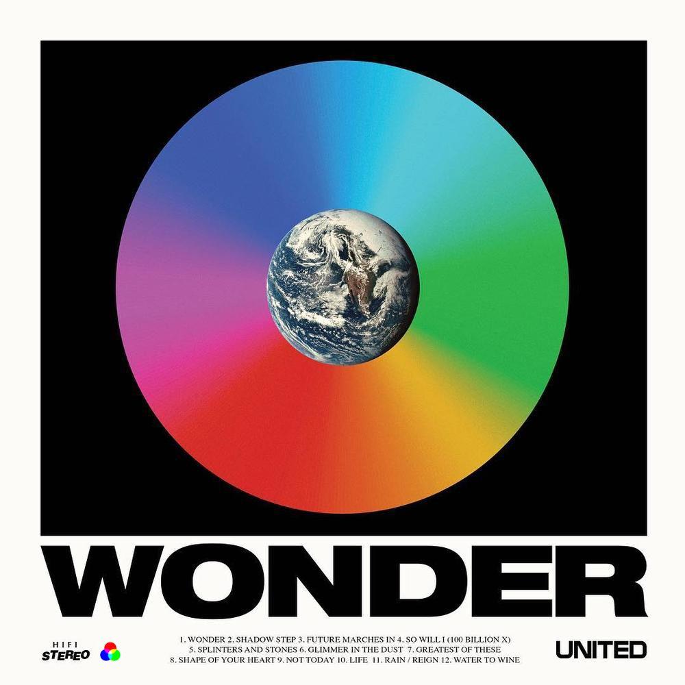 CD - Hillsong United - Wonder