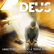 CD - Ministerio Sarando aTerra Ferida - Deus do Secreto