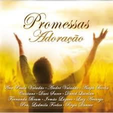 CD - Promessas Adoração