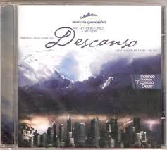 CD - Santa Geração - Descanso de Deus