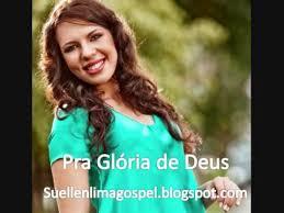 CD - Suellen Lima - Pra Gloria de Deus