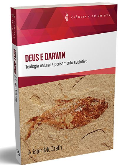 Livro - Deus e Darwin