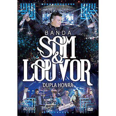 DVD - Banda Som e Louvor - Dupla Honra