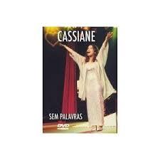 DVD - Cassiane - Sem palavras