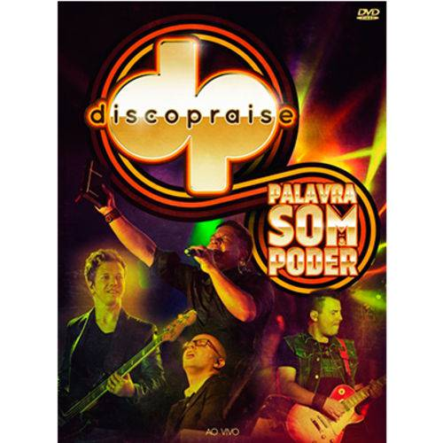 DVD - Discopraise - Ao Vivo