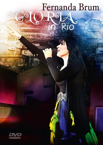 DVD - Fernanda Brum - Gloria In Rio