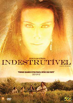 DVD - Indestrutivel - Filme