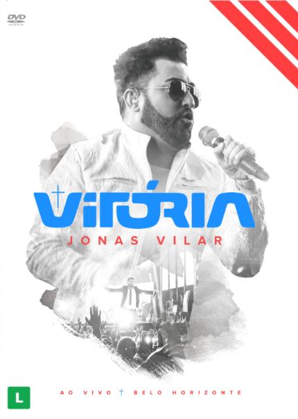 DVD - Jonas Vilar - Vitoria